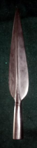 Med ribbe: 194 mm langt.