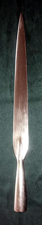 Lanse: 315 mm lang.