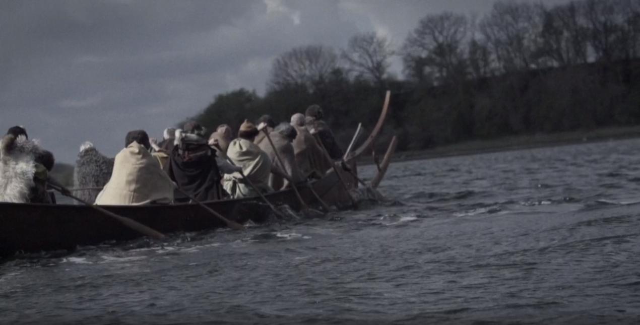 Snip fra filmen: De första svenskarna.