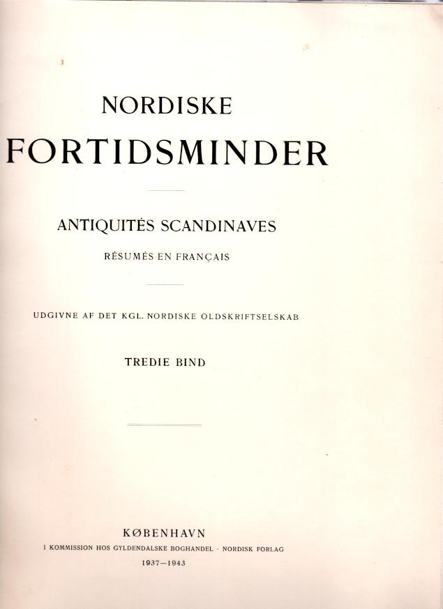 Hjortspringfundet.