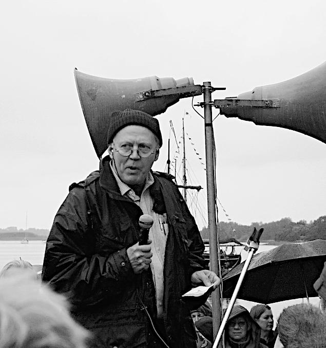 Ole Crumlin-Pedersen.